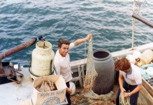 Pesca ao largo de Sagres