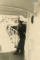 A bordo do Vasco d'Orey