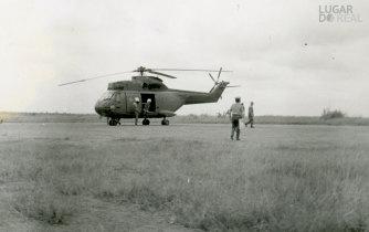 Helicóptero Puma