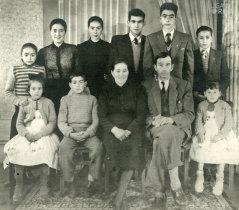 Retrato da família Pereira