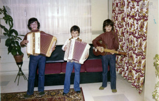Amigos músicos