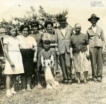 Família e amigos