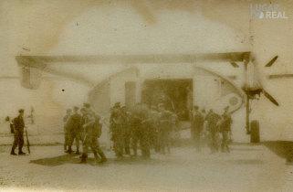 Desembarque de Militares