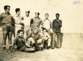 Grupo de Militares