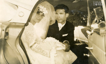 Casamento de Madalena Ribeiro e Luís Varanda