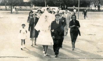 Casamento de Madalena Ribeiro