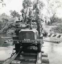 Ponte sobre o rio Metumbé