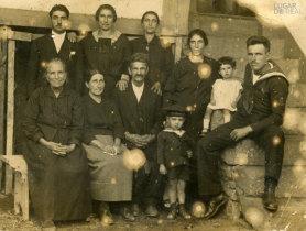 Retrato da família Marinheiro