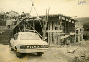 Construção de casa