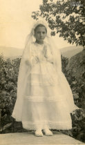 Primeira Comunhão de Maria de Fátima Araújo