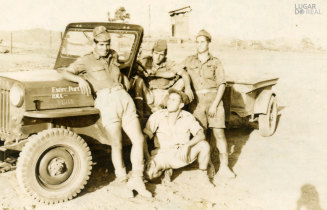 Militares em Angola