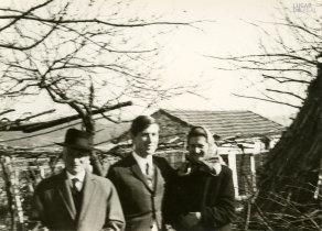 João, Telmo e Albina