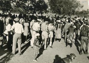 Batucada em Cazombo