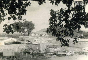 Aldeia em Cazombo