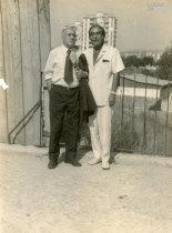 Henrique Pinheiro e Virgílio de Sousa