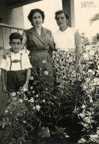 Rúben, Maria Alice e Lena