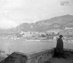 Vista sobre a cidade de Lourdes
