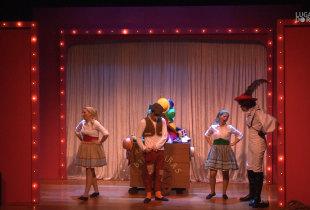 Teatro do Noroeste/CDV - entre o passado e o futuro