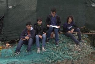 Meninos do mar