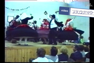 Festival Folclórico (Festa da Santa Cruz de Alvarães)