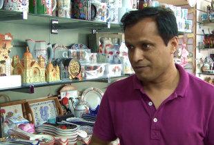 Rashid, do Bangladesh para Viana
