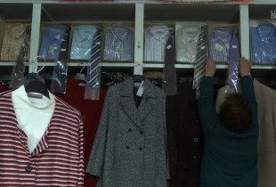 As roupas da D. Júlia