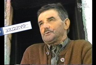 caderno de campo - medicina popular - Tio Ventura da Marta