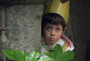 O Príncipe Medroso
