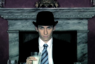 O copo de leite